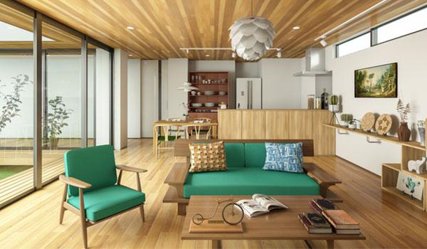 未来住宅のリノベーション 一戸建て